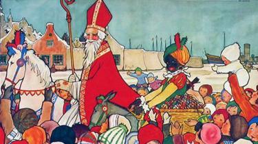 Julemanden St. Nicolaas' hjælper Sorte Piet er i år centrum for en ophedet racismedebat i Holland i den søde juletid. For er hans figur et grimt levn fra kolonitiden, eller kunne han faktisk tilpasses til det moderne multietniske samfund?