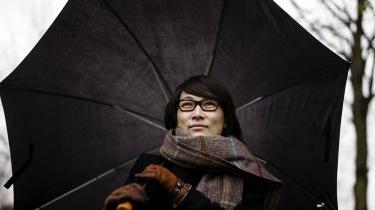 Maja Lee Langvad er adopteret fra Korea og rejste tilbage til sit fødeland og boede der i tre år. Det var hårdt, men også en slags frigørelsesproces. Foto: Jakob Dall