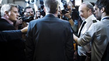 Har ministre virkelig behov for et større frirum? Foto: Thomas Lekfeldt