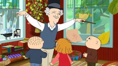 Så enkelt, så sandt og så smukt kan manave film for børn – og for deres forældre, onkler, tanter og bedsteforældre.