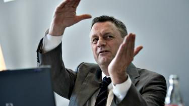 Overvismand Hans Jørgen Whitta-Jacobsen indrømmer: 'Der har altid været en voldsom mangel på præcision i prognoserne. Men det, de bruges til, kræver heller ikke nødvendigvis så meget præcision.'