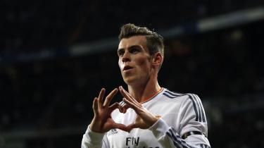 2013 var et ulige år. Der var hverken EM eller VM. Men der var Champions League og bold på alle tænkelige kanaler, og Cristiano Ronaldo har fortjent Guldbolden.