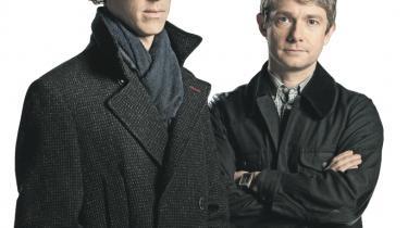 Verdens mest brillante detektiv vender tilbage fra de døde i tredje sæson af 'Sherlock', Mark Gatiss og Steven Moffats fremragende tv-serie om Sherlock Holmes og hans bedste ven, dr. Watson