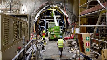Det kan ikke betale sig at grave undergrunden op i København og anlægge en metro. Det er Produktivitetskommissionen kommet frem til efter at have set på den danske infrastruktur og de projekter, der er blevet sat i gang de seneste år. Foto: Bax Lindhardt