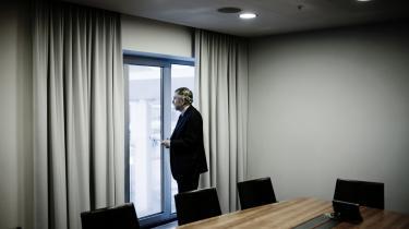 Paul Krugman kalder Danmarks genopretning efter krisen for en alvorlig, deprimerende økonomisk præstation. Og det er prisen for, at vi har knyttet os til euroen, siger den anerkendte økonomiprofessor under sit besøg i Danmark