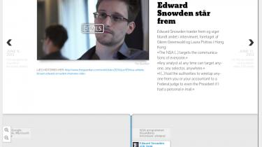 Whistebloweren Edward Snowden siger, at han ville have kunnet leve et liv i luksus i Beijing, hvis anklagerne om, at han skulle være lejesvend for den kinesiske efterretningstjeneste, var sande