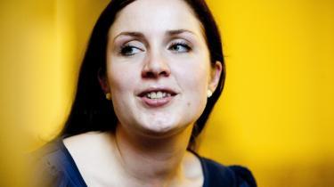 Socialdemokraten Maja Panduro bliver partiets nye politiske ordfører.