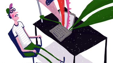 På nettet er en brugerredigeret, amerikansk slangordbog blevet stærkt populær blandt de unge for sin ucensurerede og grænseoverskridende tone – og for være den bedste kilde til at forstå de altid foranderlige sproglige nydannelser. De konventionelle ordbøger kan ikke følge med