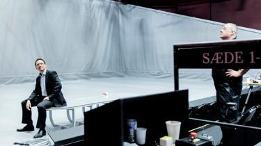 I går blev Morten Hesseldahl udnævnt til ny chef for Det Kongelige Teater. Selv vil han helst bedømmes på, om det lykkes ham at levere en nationalscene, som er relevant for alle og ikke kun de allerede overbeviste