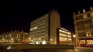 Station City på Vesterbro i København