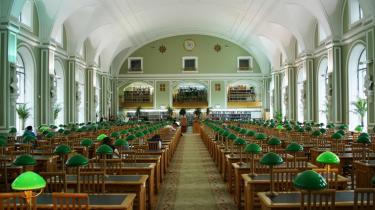 Nationalbiblioteket i Sankt Petersborg