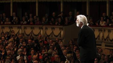 """Senest har Haneke gjort sig internationalt bemærket med det psykologiske mesterværk """"Amour"""" i 2012. Filmen var en af de mest sete film i Danmark og vandt Guldpalmen ved filmfestivalen i Cannes"""