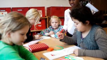 Der findes skoler, som arbejder med elevernes forskellighed som et led i undervisningen.