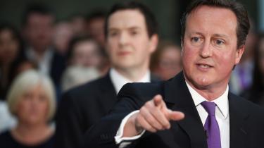 Britiske udmeldinger om EU er i dag ofte en kritik af selve EU-projektet, og det konservative bagland tvinger premierminister David Cameron til at vinde stemmer gennem EU-modstand.