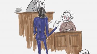 På Vesterbro er forholdet mellem beboere og socialt udsatte anstrengt, og børnefamilierne er begyndt at tage juraen i brug for at få stofbrugerne væk fra deres opgange. I weekenden skulle en fiktiv retssag så sætte fokus på, hvordan kvarteret kan løse sine konflikter