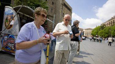 68-generationen er stor og velhavende i store dele af Europa.