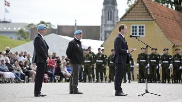 Forsvarsminister Nicolai Wammen (S) har sagt, at det var »helt undtagelsesvist«, han fortalte, at den såkaldte krigsregel i forsvarsloven »ikke er i anvendelse«. Forrige gang en forsvarsminister oplyste om denne regel var, da Knud Enggaard (V) i 1987 afviste at have brugt reglen.