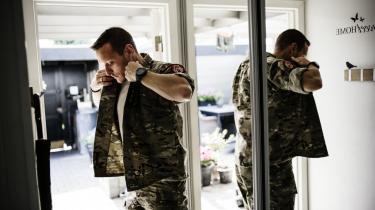 Evaluering. Mads Silberg mener fortsat, at Danmark skal bruge Forsvaret som udenrigspolitisk redskab. Men politikerne skal vide, hvad de gør. Der skal være en plan, og de skal kende krigens konsekvenser, lyder det fra den professionelle soldat, der selv har mistet tilliden til de militære chefer og er på udkig efter et civilt job.