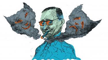 Bertolt Brecht ville gerne have folk til at tro, at han var en slags litteraturens arbejdsmand. Men der var den hage ved det, at Brecht ikke var af arbejderstand, han var rigmandssøn, og han var temmelig forfængelig