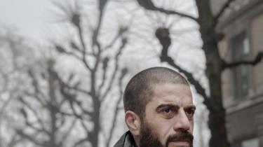 Elias Karkavandi kom i 2007 på tålt ophold. I går stadfæstede Østre Landsret byrettens afgørelse om at ophæve hans udvisningsdom. Arkiv