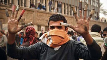 Den egyptiske kunstner, designer og underviser Basmy Hamdy har i samarbejde med den tyske forlægger, street artist og aktivist Don Karl kurateret det hidtil mest interessante værk om street art i Egypten