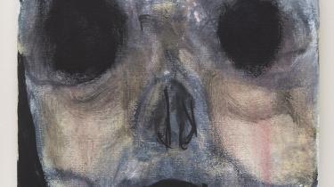 Igen og igen er der blevet udråbt dødsdomme over maleriet som medium. Men det både fornyer sig og tester sine grænser. Maleri: 'Skulls' af Marlene Dumas. Courtesy of Studio Dumas, Amsterdam
