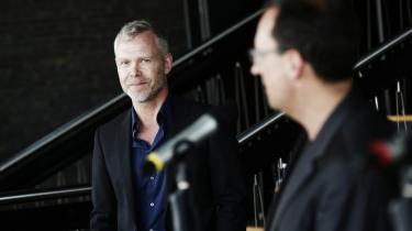 'Det er bestemt ikke uden vemod, at jeg forlader Aalborg Teater, som jeg er meget stolt over at være direktør for. Men skal det være, så må det være for jobbet som kongelig skuespilchef', sagde Morten Kirkskov ved udnævnelsen.