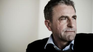 'Sex kalder noget frem i mandens hjerne, som kan omsættes til beskyttelse, loyalitet og offervilje; de første byggematerialer til et hjem,' skriver Jens Christian Grøndahl i sin nye bog 'Jernporten'.