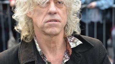 Bob Geldof har genoplivet Band Aid i anledning af ebola-epidemien i Afrika.