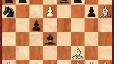 Magnus Carlsen fik en vigtig remis med de sorte brikker