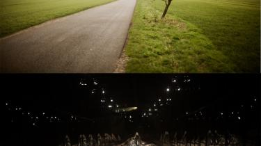 I de kommuner, der er på tale som mulige aftagere af atomaffald, er borgere og politikeren bekymrede – et af stederne er i Kerteminde Kommune, hvor arbejdet for at få vikingeskibsgraven i Ladby optaget på UNESCO's liste over verdensarv risikerer at smuldre, hvis et slutdepot for atomaffald placeres på Kertinge Mark få hundrede meter fra Ladbyskibet.
