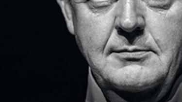 Portrætbogen om Lars Løkke Rasmussen, LLR, skrevet af BT-journalisterne Andreas Karker og Thomas Nørmark Krog.