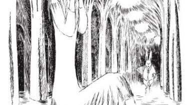 Tove Jansson tegnede i 1966 illustrationer til 'Alice i eventyrland'. Tove Jansson var forkæmper for homoseksuelles rettigheder og levede selv i et lesbisk parforhold det meste af sit liv.