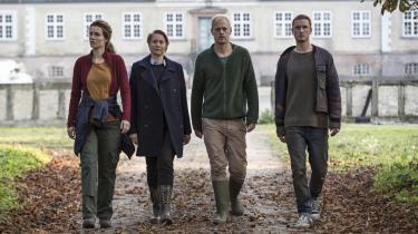 Dramaknappen skrues op på 11 i DR's serie 'Arvingerne', der er tilbage med sæson 2.