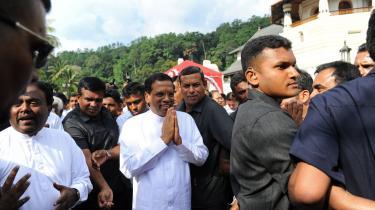 63-årige Maithripala Sirisena er Sri Lankas nye præsident. Han forlod den forrige regering for at føre oppositionen til sejr. Hans forgænger, den autoritære Mahinda Rajapaksa, blev valgt til præsident første gang i 2005.