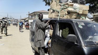 Militsgruppen Boko Harams angreb på civilbefolkningen i det nordøstlige Nigeria bliver mere og mere voldsomme og skaber tusindvis af flygtninge.