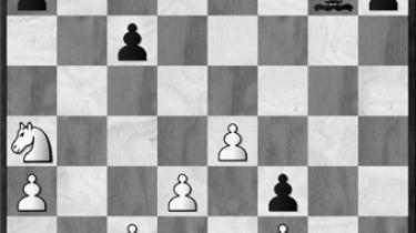 Verdens to bedste skakspillere gav hinanden herrefight