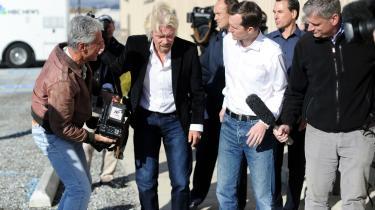 Richard Branson er en af de virksomhedsledere, der er gået ind i kampen for en mere bæredygtig verden. Allerede under FN-klimatopmødet i Cancún, Mexico, i 2010 lovede han, at hans fly i Virgin Atlantic inden for fem år vil flyve på biobrændstof. Om han når det mål, er dog noget usikkert. Dengang sagde han: 'At håndtere klimaudfordringen er en alt for stor og kompleks opgave at løse for politikerne alene. Virksomheder må derfor spille en ledende rolle i denne forandringsproces.'
