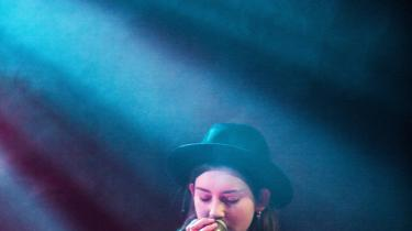 Broken Twin, der var blandt de optrædende ved Steppeulven 2015, fik priserne 'Årets Håb' og 'Årets Vokalist'.