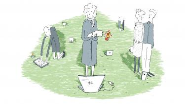 At erindre i fællesskab er ikke et nyt fænomen. Vi har altid husket sammen, men nu bliver den kollektive erindring digitaliseret