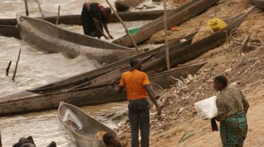 Konflikterne i landene omkring Ubangi-floden har ført til massive flygtningestrømme.
