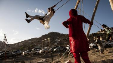 Dagens kronikør blev stolt af sit afghanske ophav igen, da han mødte en fremmed mand i Nyhavn.