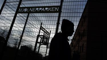 Ghetto. Sammenlignet med udenlandske forstadsghettoer fremstår Mjølnerparken på Nørrebro som ren luksus. Men det handler ikke kun om det materielle, det er også livet bag murene, der skaber problemerne, siger Garbi Schmidt.