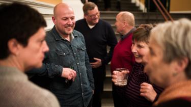 1.300 borgere fra Københavns Vestegn var onsdag aften inviteret i Det Kongelige Teater. Oplevelsen var overvejende positiv.