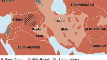 Når Iraks shiamilitser og hærenheder angriber Islamisk Stat, er der mere på spil end kontrollen over en symbolsk geografisk lokalitet. Krigen gælder også kontrollen med de regionale ressourcer