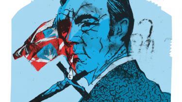 Tv-serien 'House of Cards' viser et billede af politisk kynisme i den mest ekstreme form, eller gør den?