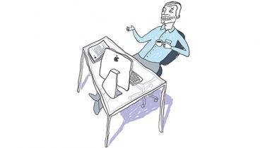 Tidligere NATO-generalsekretær Anders Fogh Rasmussen indrømmer nu åbent, at det halter med at få kunder til konsulentvirksomheden Rasmussen Global. Første skridt var i denne uge en samtale på Rudersdal Jobcenter. Her fik Fogh efter eget ønsket bevilget coaching hos en såkaldt Anden Aktør. MoDERNE TIDER Jobmarked™ kan her offentliggøre en udskrift af samtalen