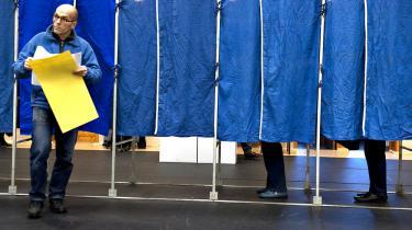 Danskerne skal i 2016 stemme om, hvorvidt Danmark skal med i Europol-samarbejdet. Aftale præsenteres tirsdag