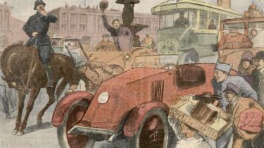 Den førerløse bil er ikke længere en fremtidsvision. Den tyske autobahn skal befolkes af den nye type køretøjer i 2020, men bilen vender op og ned på færdselslovgivninger i hele verden. For hvem har skylden, hvis det går galt?