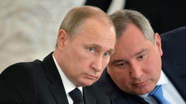 Freden i Arktis skal nu opretholdes af en mand, der anklages for medvirken til destabilisering i Ukraine